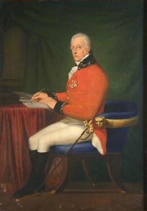 Charles-Joseph, 7th Prince of Ligne - Charles-Joseph de Ligne, c. 1807