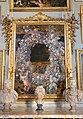 Carlo Maratta e Giovanni Stanchi, Specchio dipinto con ghirlanda di fiori e cinque puttini.JPG
