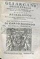 Carnevale, Antonio – Arcani delle stelle intorno a' più notabili eventi nelle cose del mondo per l'anno 1649, 1649 – BEIC 13257486.jpg