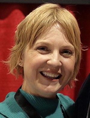 Carolyn Lawrence - Lawrence in 2008