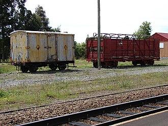 Carterton railway station - Image: Carterton railway station 02