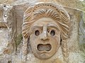 Carved theatrical mask Myra (31924227454).jpg