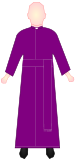 Cassock (Anglican Bishop).svg