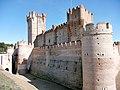 Castillo de la Mota, Medina del Campo, Valladolid - panoramio.jpg