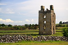 Castles of Connacht - Barnaderg, Galway - geograph.org.uk - 1953295.jpg