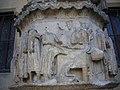 Cathédrale ND de Reims - portail du Jugement Dernier (19).JPG