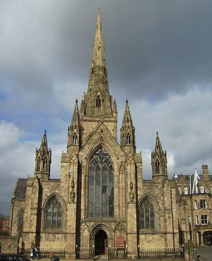 Matthew Ellison Hadfield - St John's Cathedral, Salford (1844-1848)