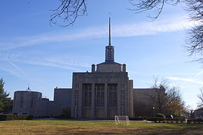 Cathedral of Christ the King (Lexington, Kentucky), exterior.jpg