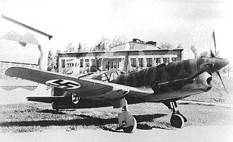 Caudron C.714 - A Finnish C.714