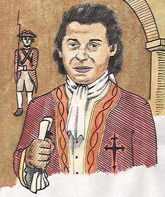 Juan del Valle y Caviedes - Image: Caviedes, Juan.DS1, JW206