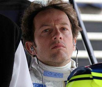Cristiano da Matta - Da Matta at the 2006 Grand Prix of Long Beach