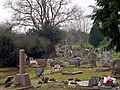 Cemetery at St Budeaux Church - geograph.org.uk - 719161.jpg