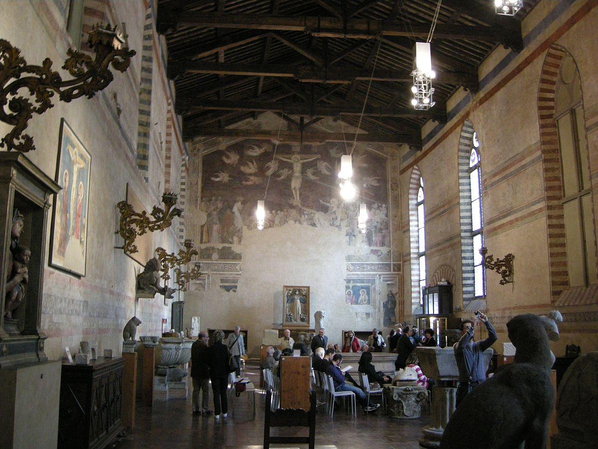 Cenacolo di santo spirito wikipedia for Il cenacolo bagno di romagna