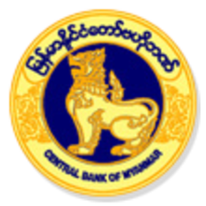 Central Bank of Myanmar - Image: Central Bank of Myanmar seal
