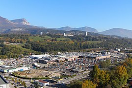 Centre commercial Chamnord - Chambéry, 2010.jpg