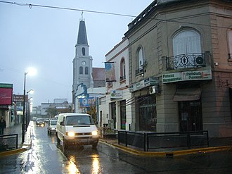 Greater Buenos Aires - Image: Centro de Berazategui