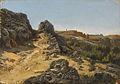 Cercanías del Monasterio de Piedra, por Carlos de Haes.jpg