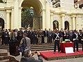 Ceremonia de inhumacion de los restos de Juan José Feliciano Fernández Campero. Mayo de 2010.jpg