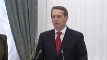 Plik:Ceremony signing the laws on admitting Crimea and Sevastopol to the Russian Federation.webm