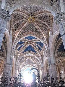 L'interno della Certosa