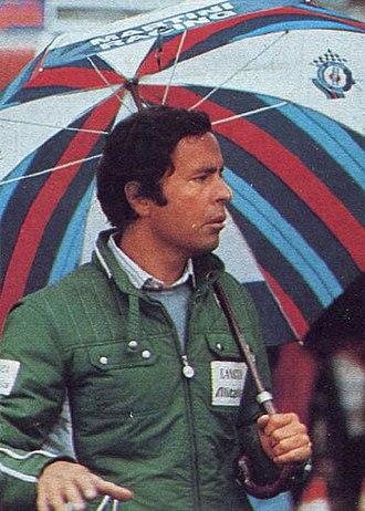 Cesare Fiorio - Cesare Fiorio in 1975 as team manager of Lancia-Alitalia racing team