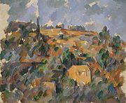 Cezanne - House on a Hill.jpg