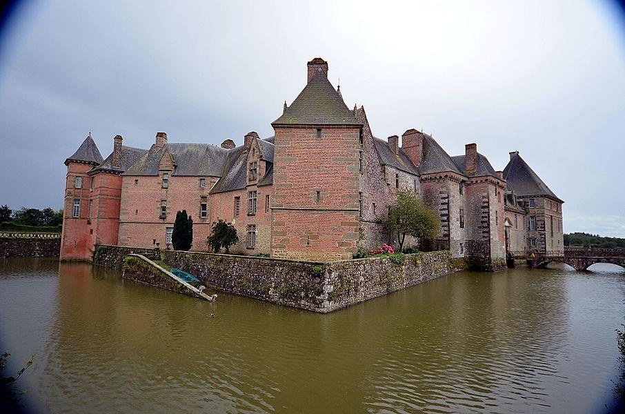 Castle of Carrouges