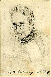 Charles Hanbury-Tracy, 1st Baron Sudeley British politician