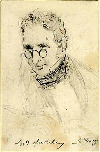 Charles Hanbury-Tracy, 1st Baron Sudeley - Charles Hanbury-Tracy, 1st Baron Sudeley by Daniel Macdonald