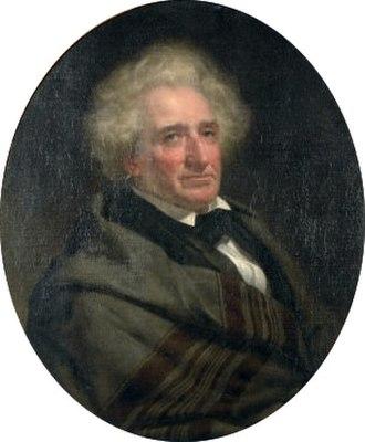 Thomas L. McKenney - Thomas Loraine McKenney.