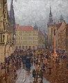 Charles Vetter - München Marienplatz und altes Rathaus.jpg