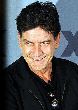 Charlie Sheen 2012