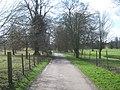 Charlton Park access road - geograph.org.uk - 1776815.jpg