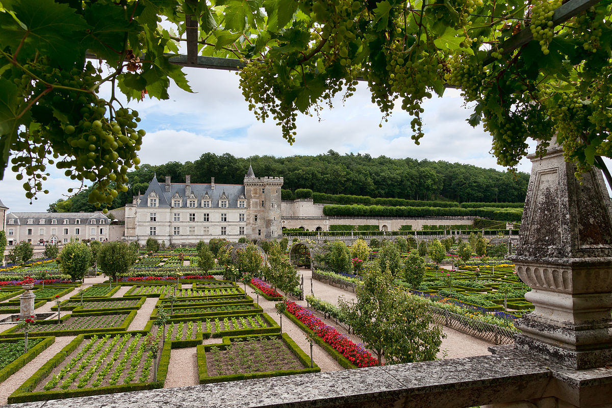 Ch teau de villandry wikipedia for Jardin france