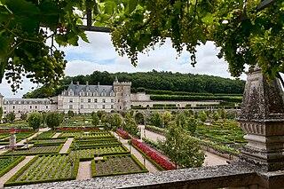 Château de Villandry castle
