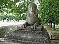 Chateau Chenonceau - Sphinx (3723990767).jpg
