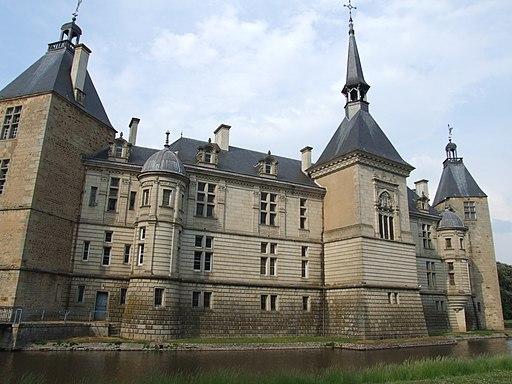Chateau de Sully 06