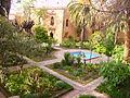 Chefchaouen les jardins de la kasba.JPG