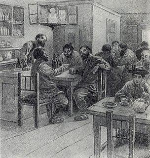 In the Cart short story by Anton Chekhov