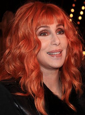 English: Cher at the premiere of Burlesque at ...