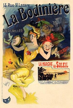 La Bodinière - Image: Cheret, Jules La Bodiniere (pl 229)