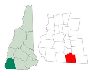 Fitzwilliam, New Hampshire