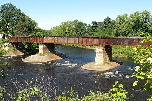 Three Rivers mailbbox