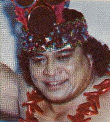 Chief Maivia - Wrestling Program WWWF n.74 1977.jpg