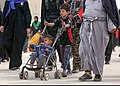 Children in Arbaeen Walk 06.jpg