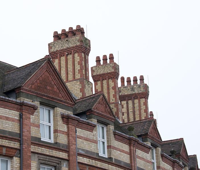 Chimney Hill Apartments: File:Chimneys Britannia Hotel Wolverhampton (4328410514