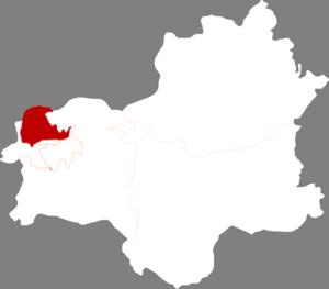 Shuncheng District - Image: China Fushun Shuncheng