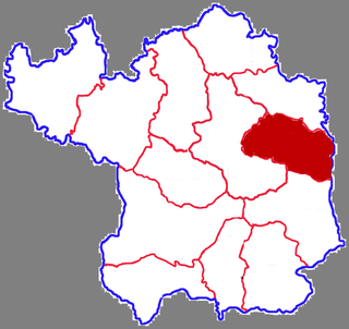 Yanchang County County in Shaanxi, Peoples Republic of China