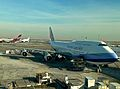 China Airlines Boeing 747-400 In New York City.JPG