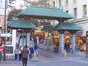 Chinatown-entrance-San-Francisco